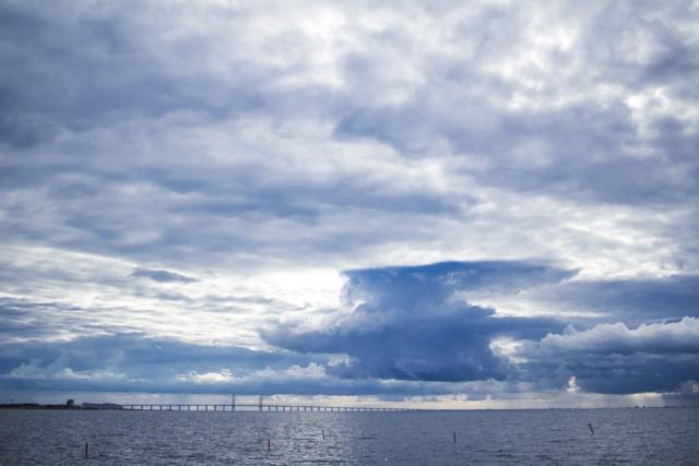 Most z Kodaně do Malmö nás nepřestane uchvacovat