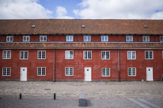 V Citadele stále sídlí dánská armáda