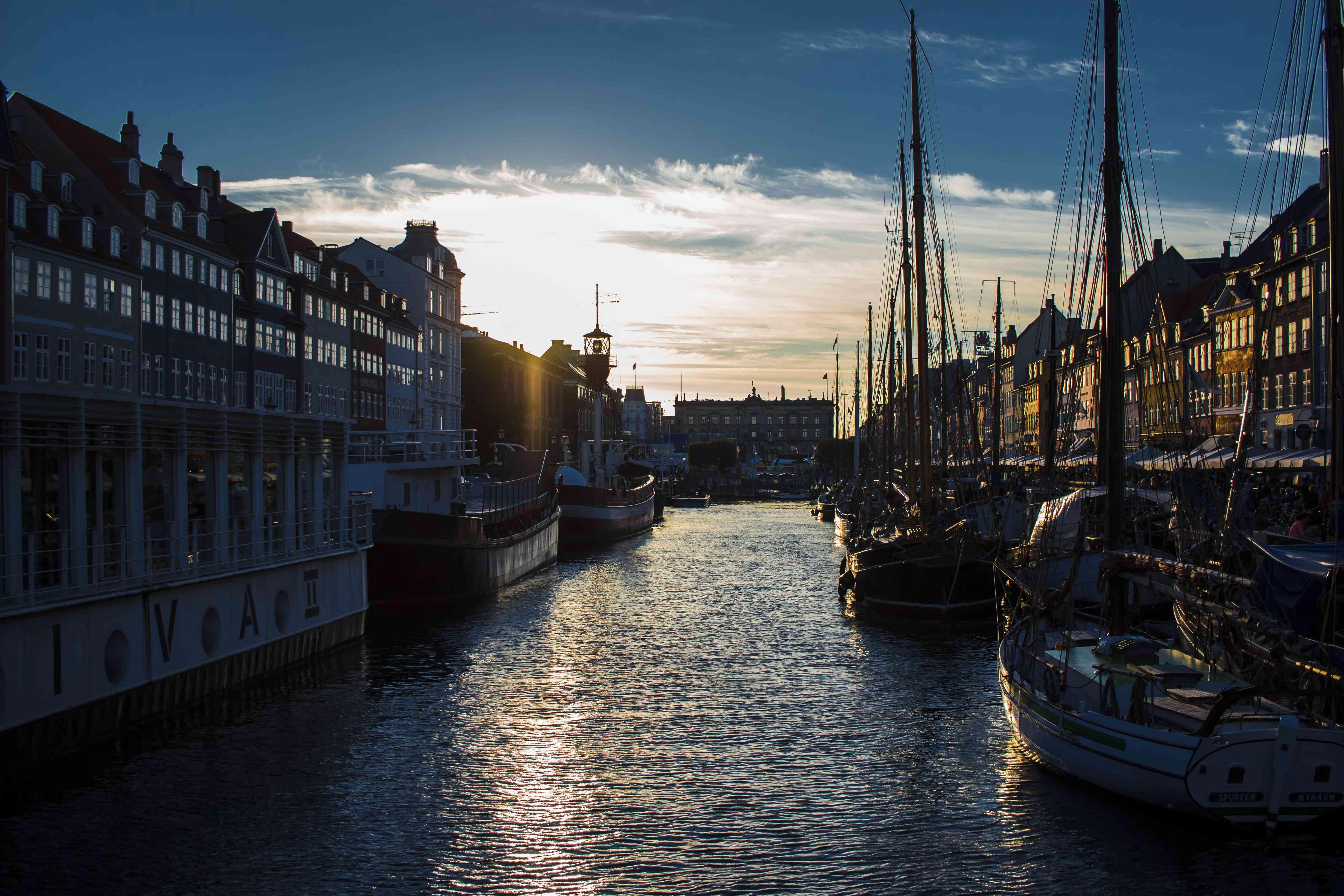 Dánsko, země zaslíbená?