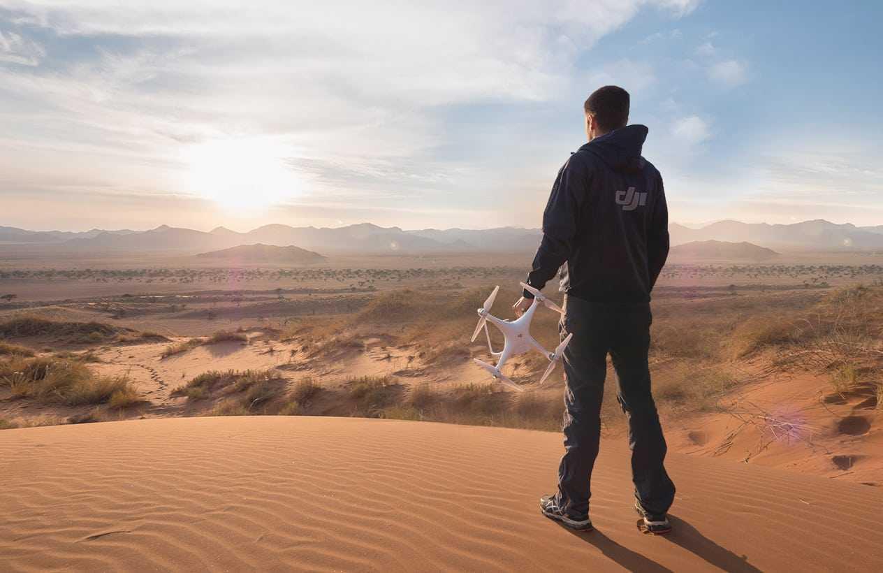 Doba dronová