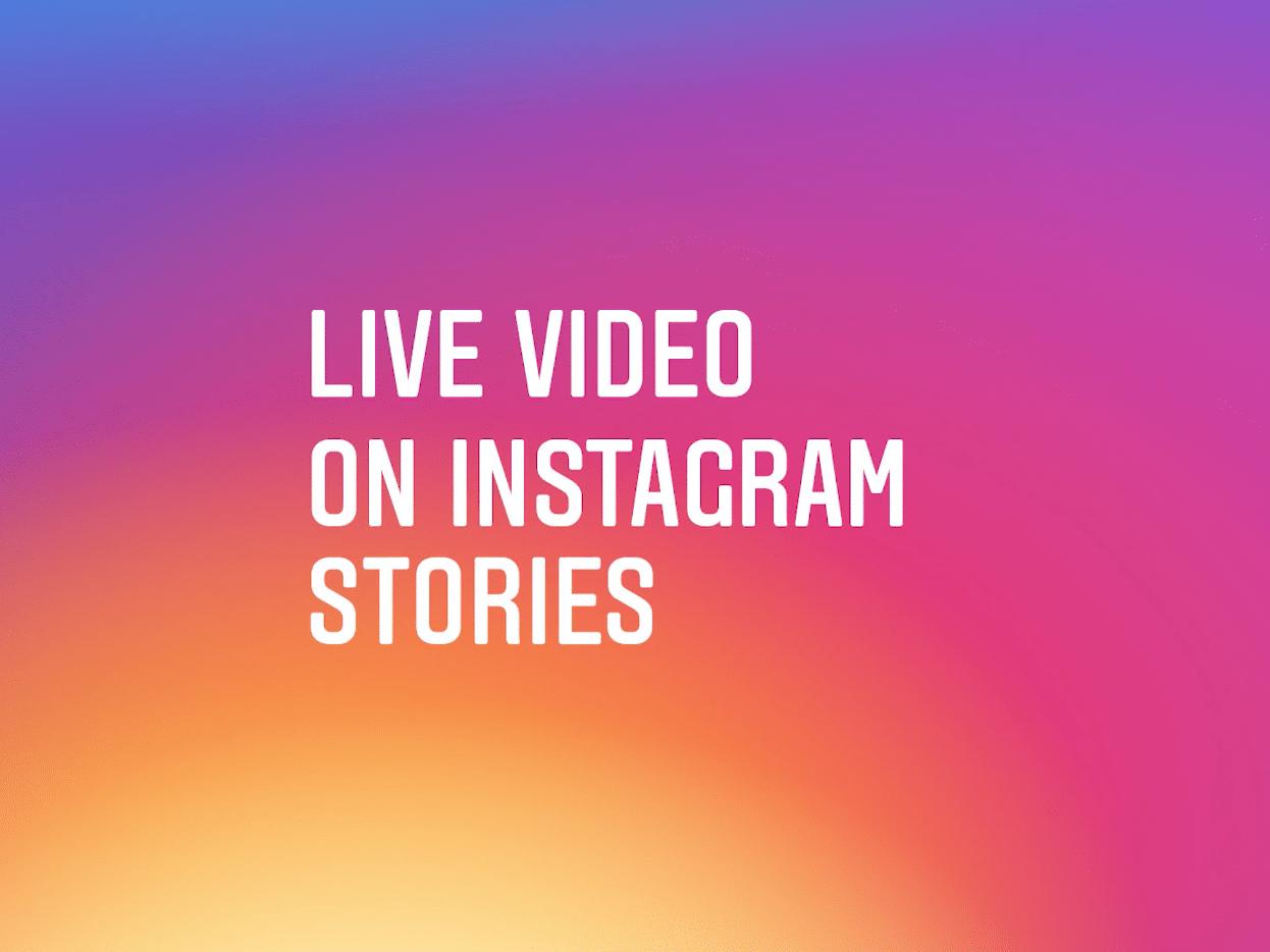 Streamujeme už i na Instagramu!