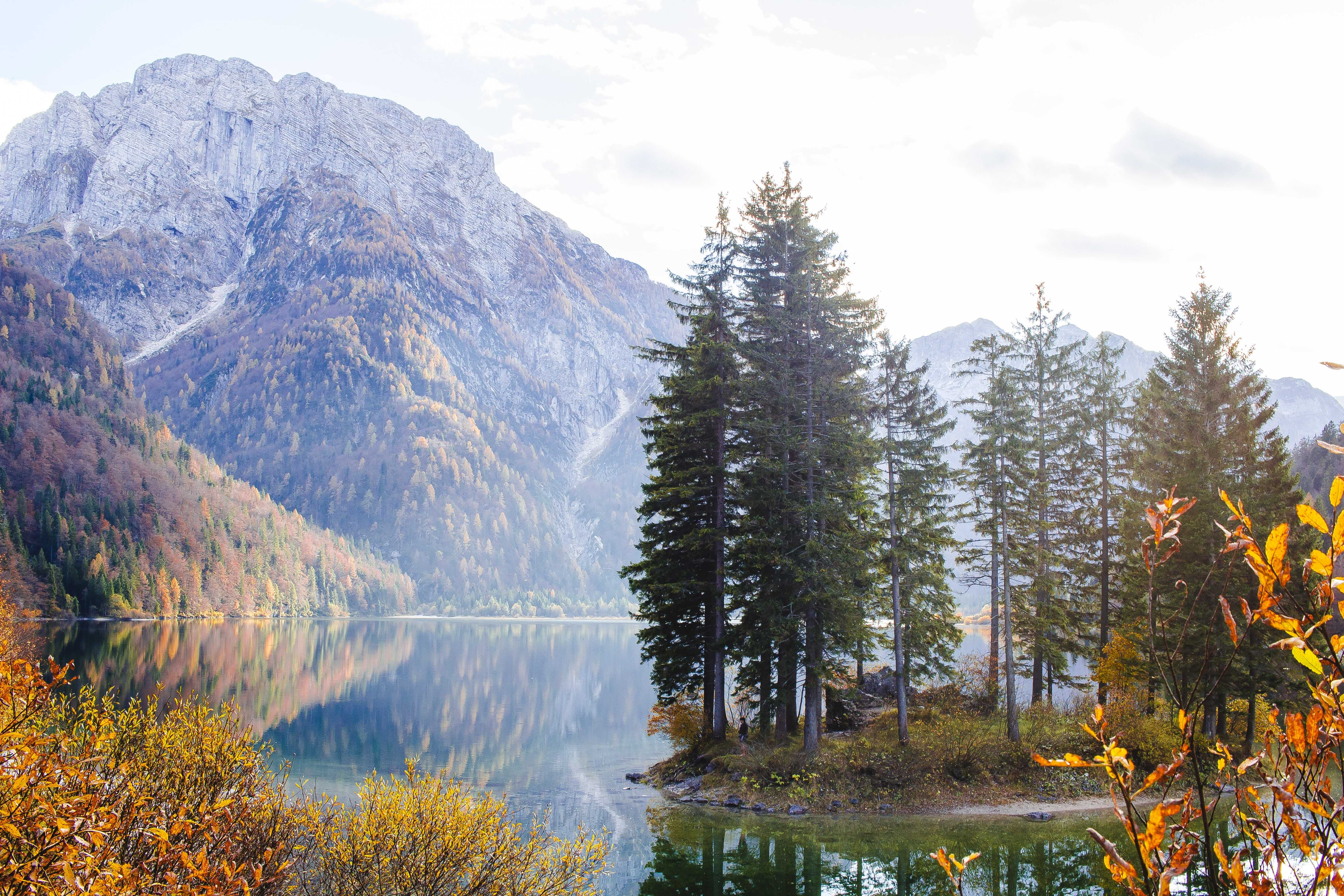 Barevná smršť ve Slovinsku