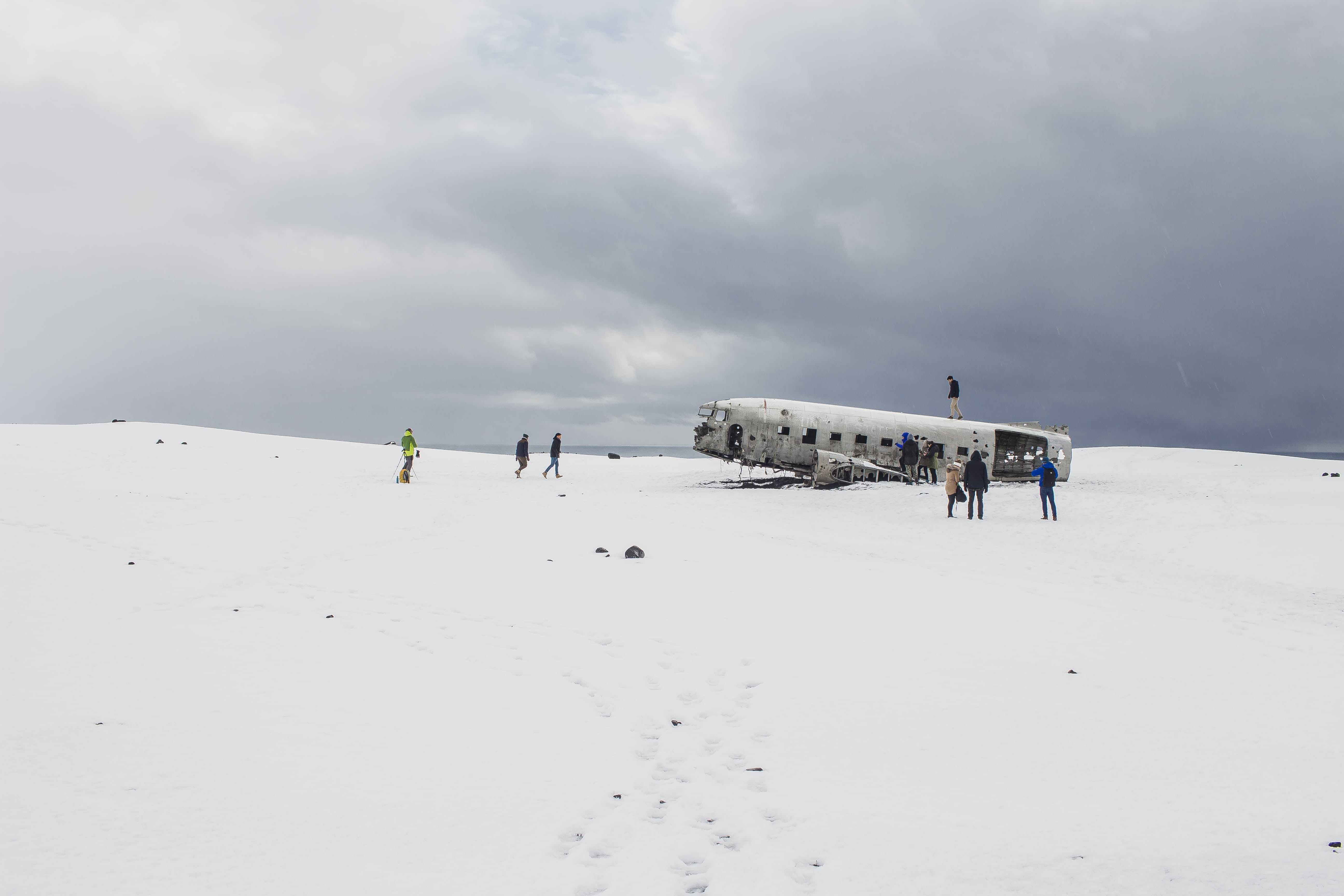 Island za 72 hodin (den první)