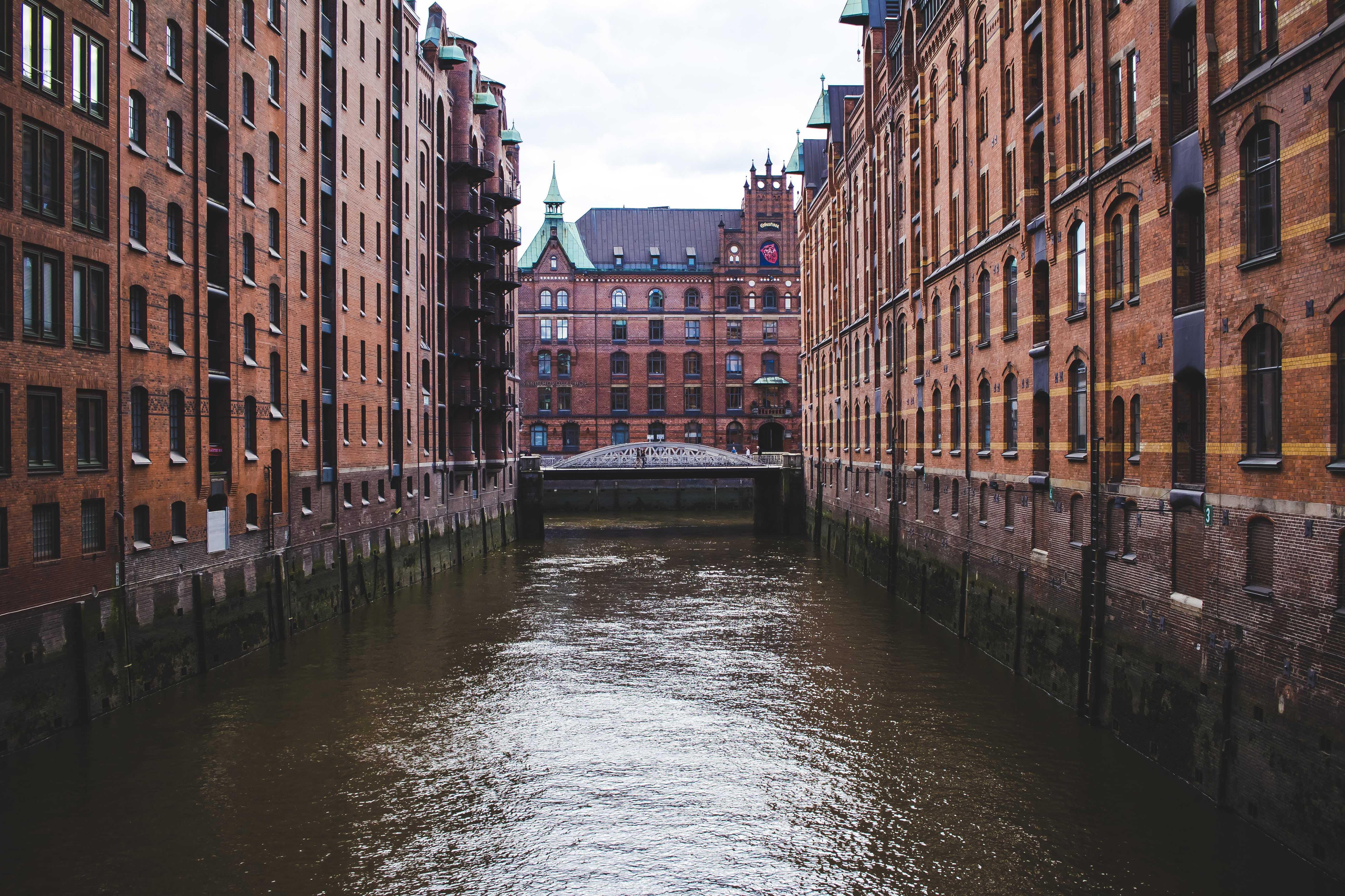 Někde mezi Berlínem a Skandinávií