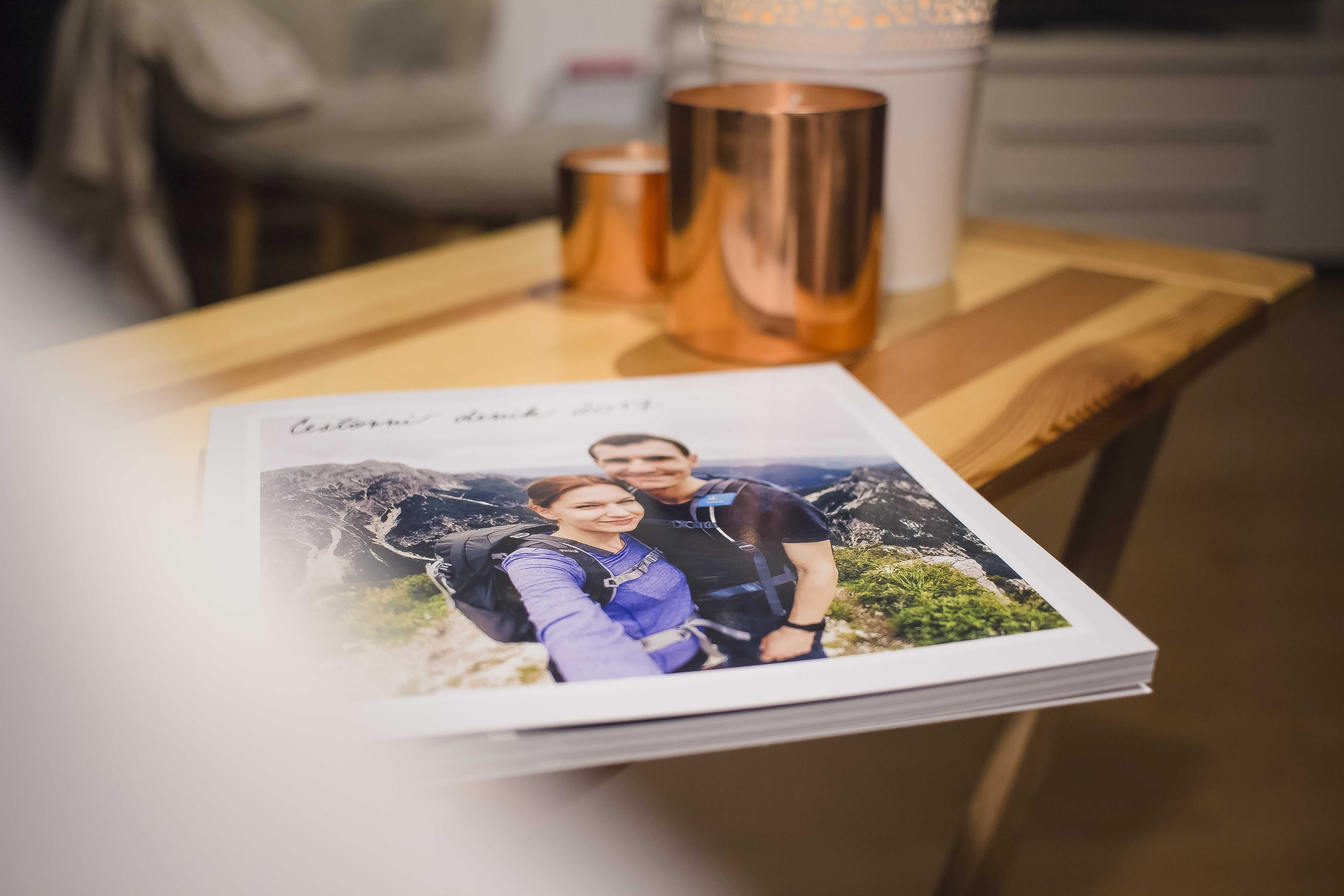 Moje fotoalbum - jak ukládám fotky z našich výletů
