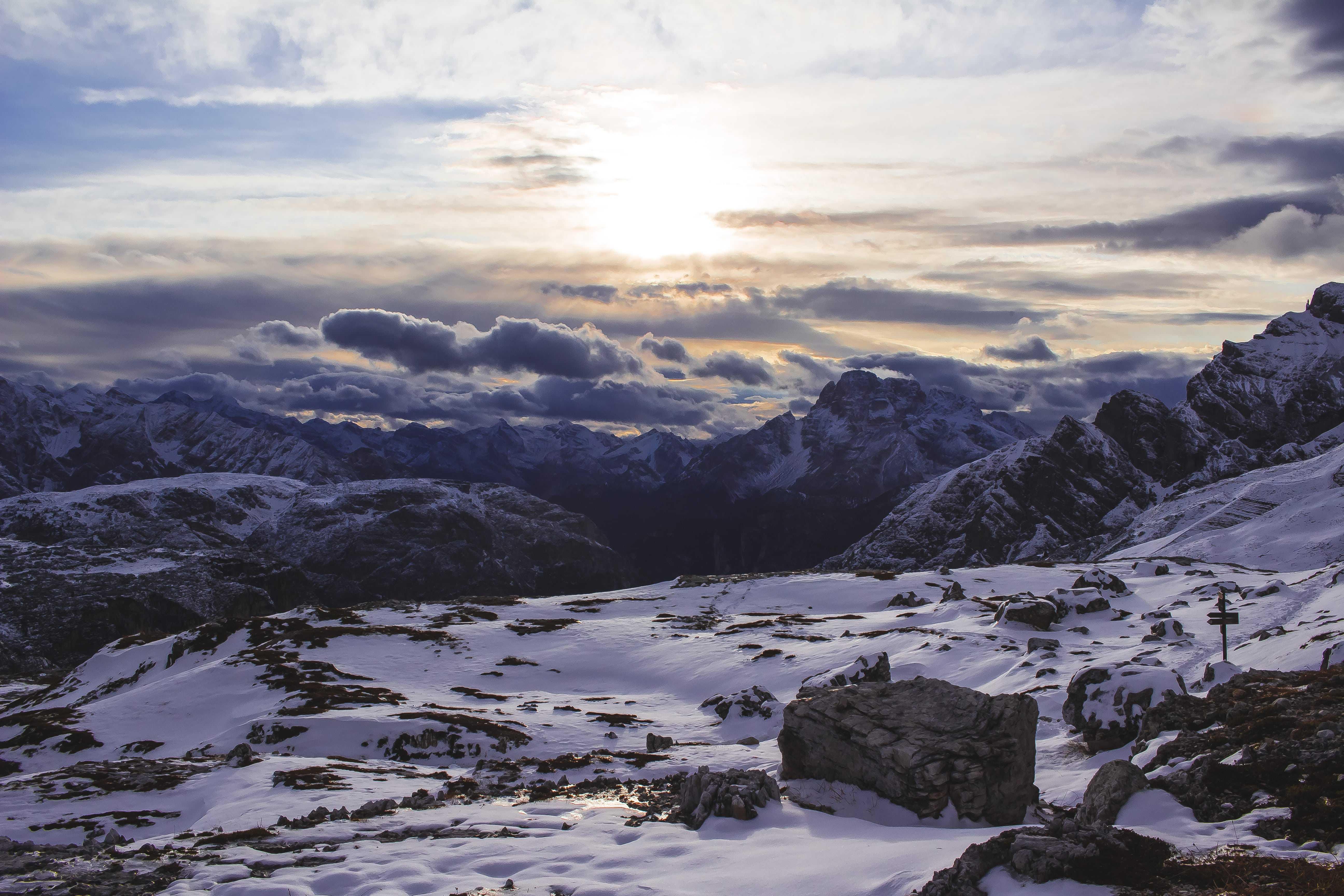 Když usnou hory