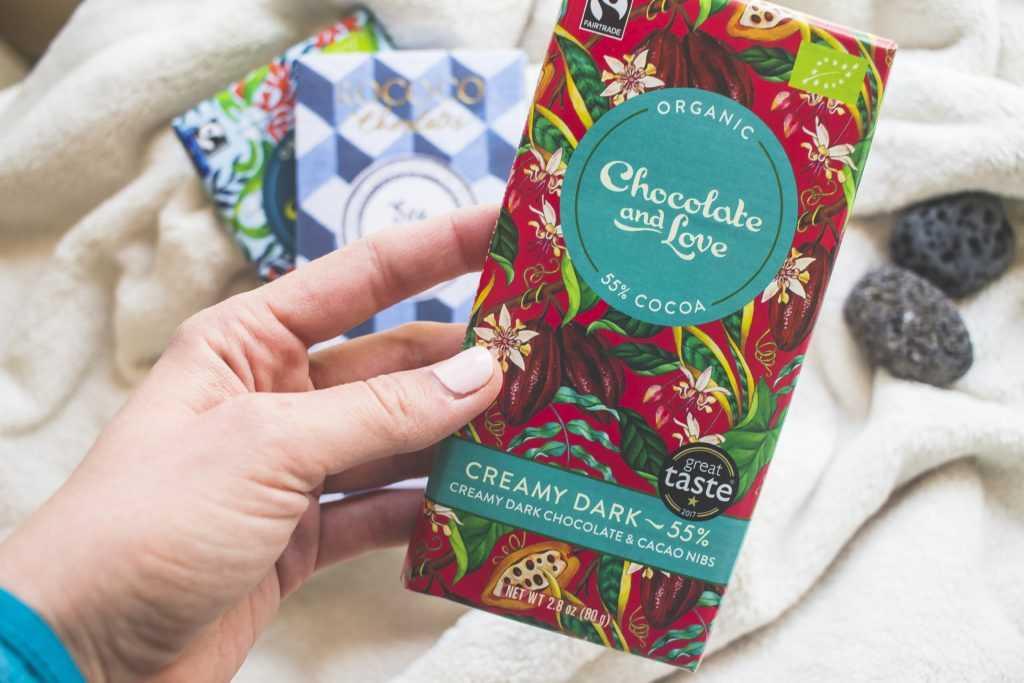 Bílá čokoláda je taky čokoláda