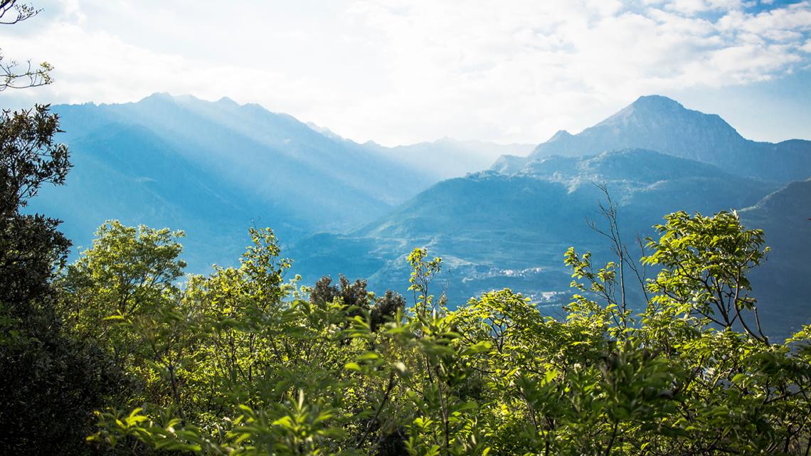 Trek kolem Lago Di Garda
