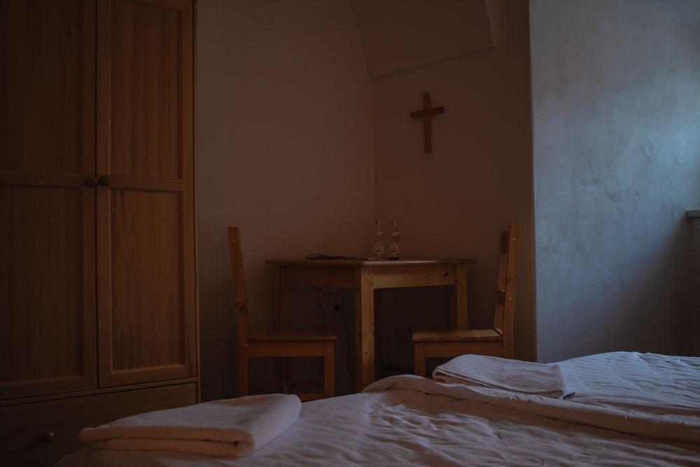 Jak jsme spali v klášteře