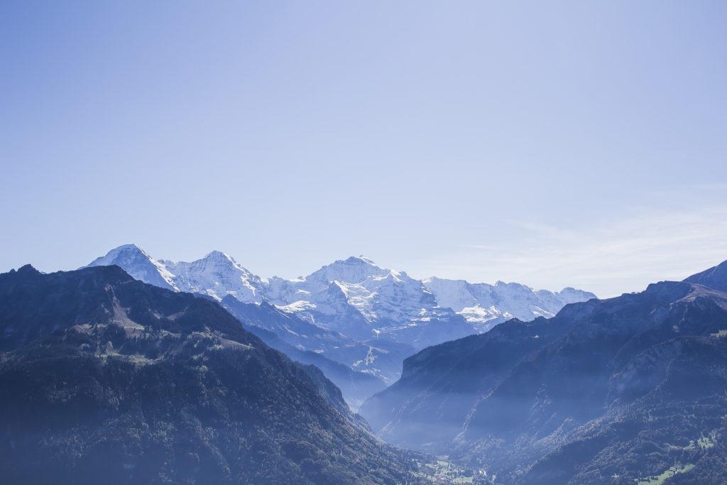 Místa ve Švýcarsku, která nám vzala dech
